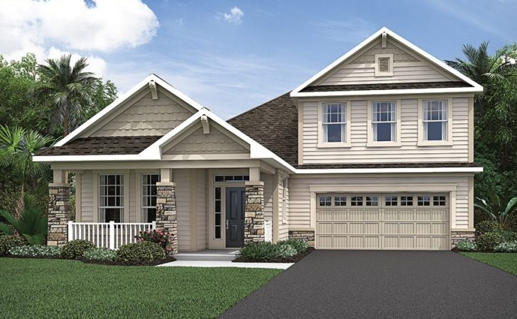 Abbott Floor Plan Lakeside Town Center Nocatee