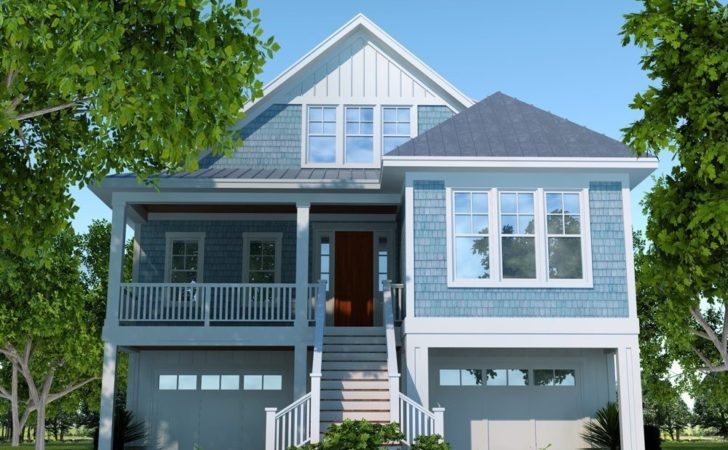 Abigail Cottage Coastal Home Plans