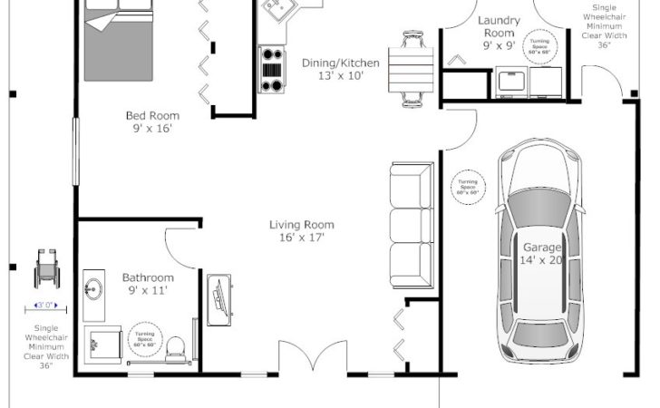 Accessible House Plans Smalltowndjs