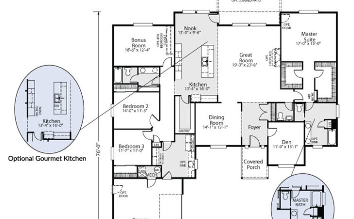 Adair Homes Cashmere Home Plan