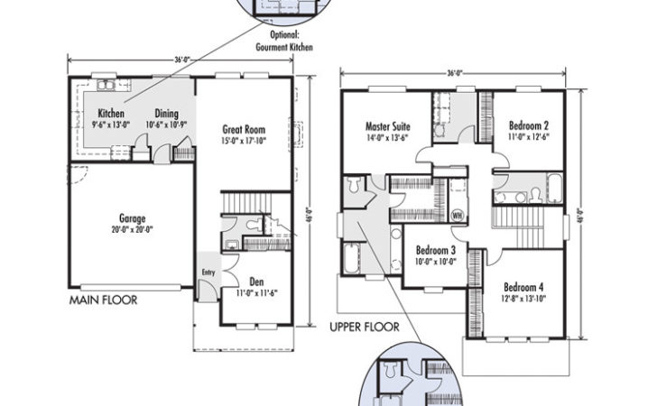 Adair Homes Columbia Home Plan