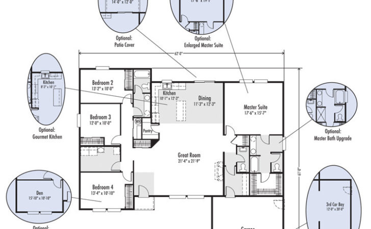 Adair Homes Lewisville Home Plan