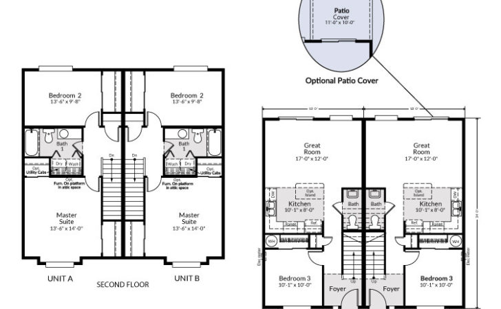 Adair Homes Pines Home Plan
