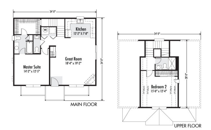 Adair Homes Rhododendron Home Plan