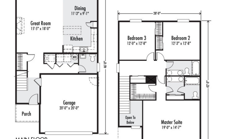 Adair Homes Ruby Home Plan