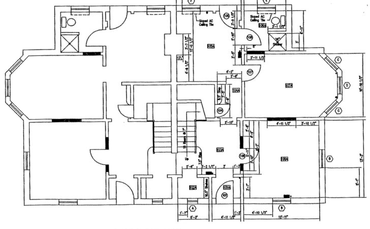 Addams House Floor Plan Plans