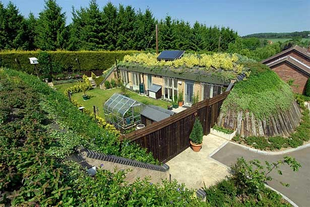 Advantages Underground Earth Sheltered Homes Top