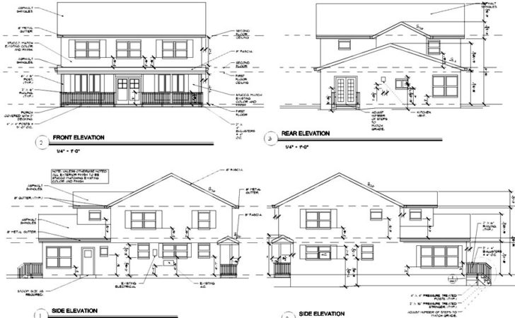 All Architectural Designing First Floor Plan Second