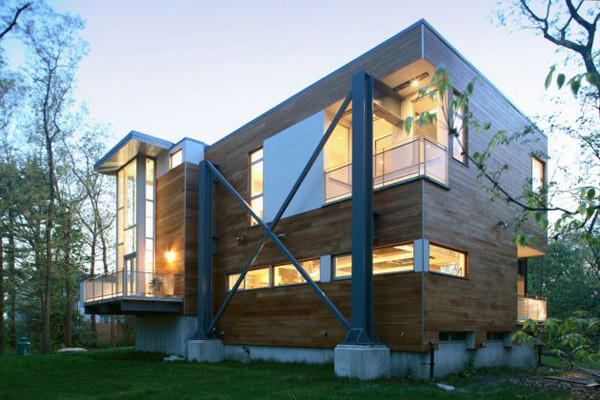 All Modern Ideas Recycled Houses Repurposed