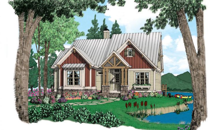 Alleghenyplan Small House Plans Southern Living