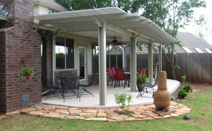 Amazing Backyard Pergola Design Ideas White Wooden