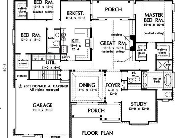 Amazing Dream Home Plans Floor