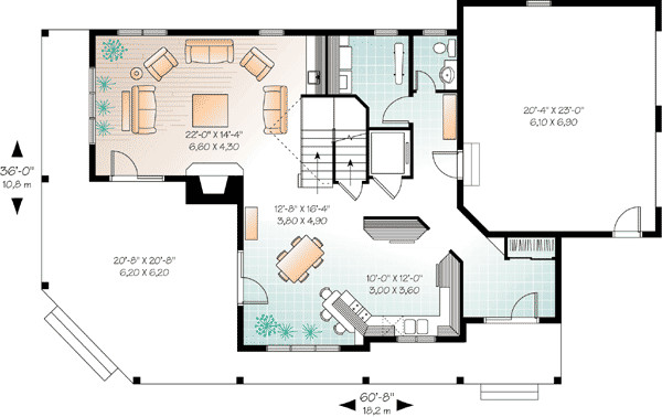 Amazing House Plans Elevators Floor Plan Stairs