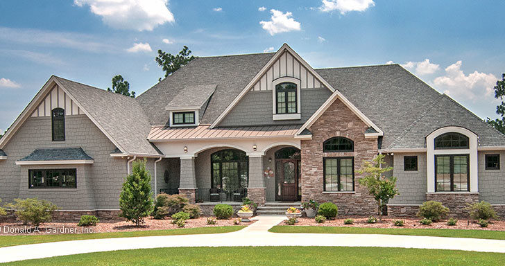 Amazing New Home Plans Best House