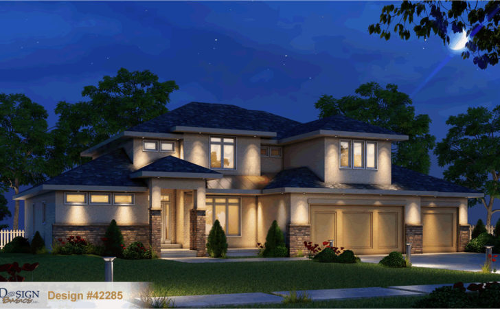 Amazing New Home Plans Design House