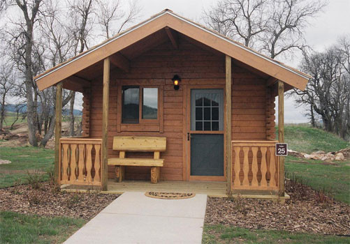 Amazing Small Cabin Plans Kits Cottage House