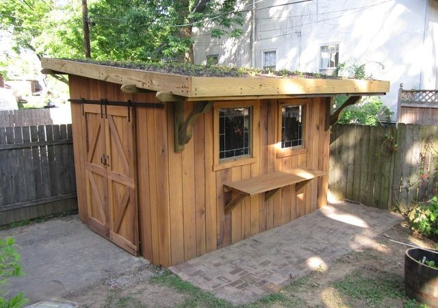 Amish Sheds Designs Cool Shed Design