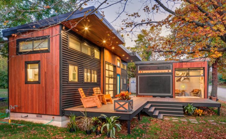 Amplified Tiny House Lets Musician Homeowner Rock Out