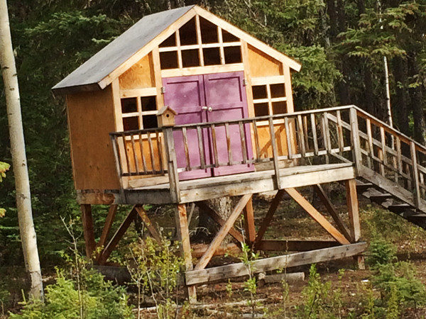 Ana White Craftsman Style Playhouse Diy Projects