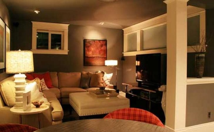 Apartment Amazing Basement Ideas