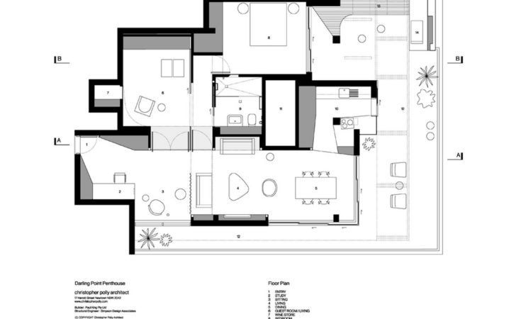 Apartment Block Floor Plans House Latest