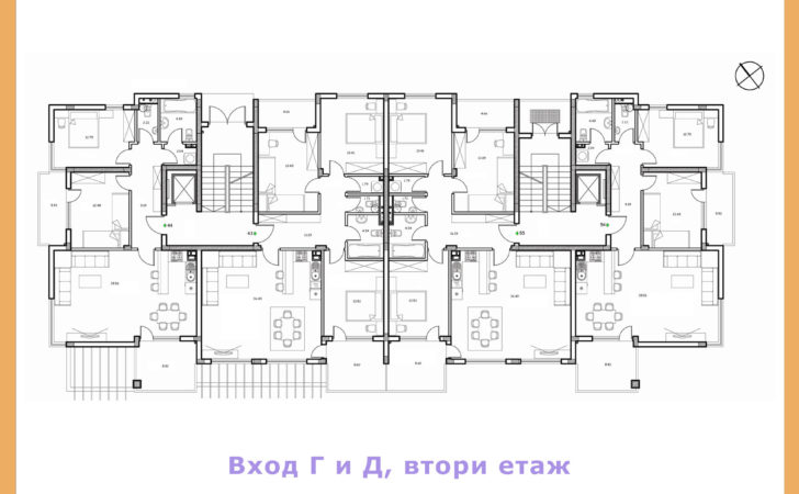 Apartment Block Floor Plans