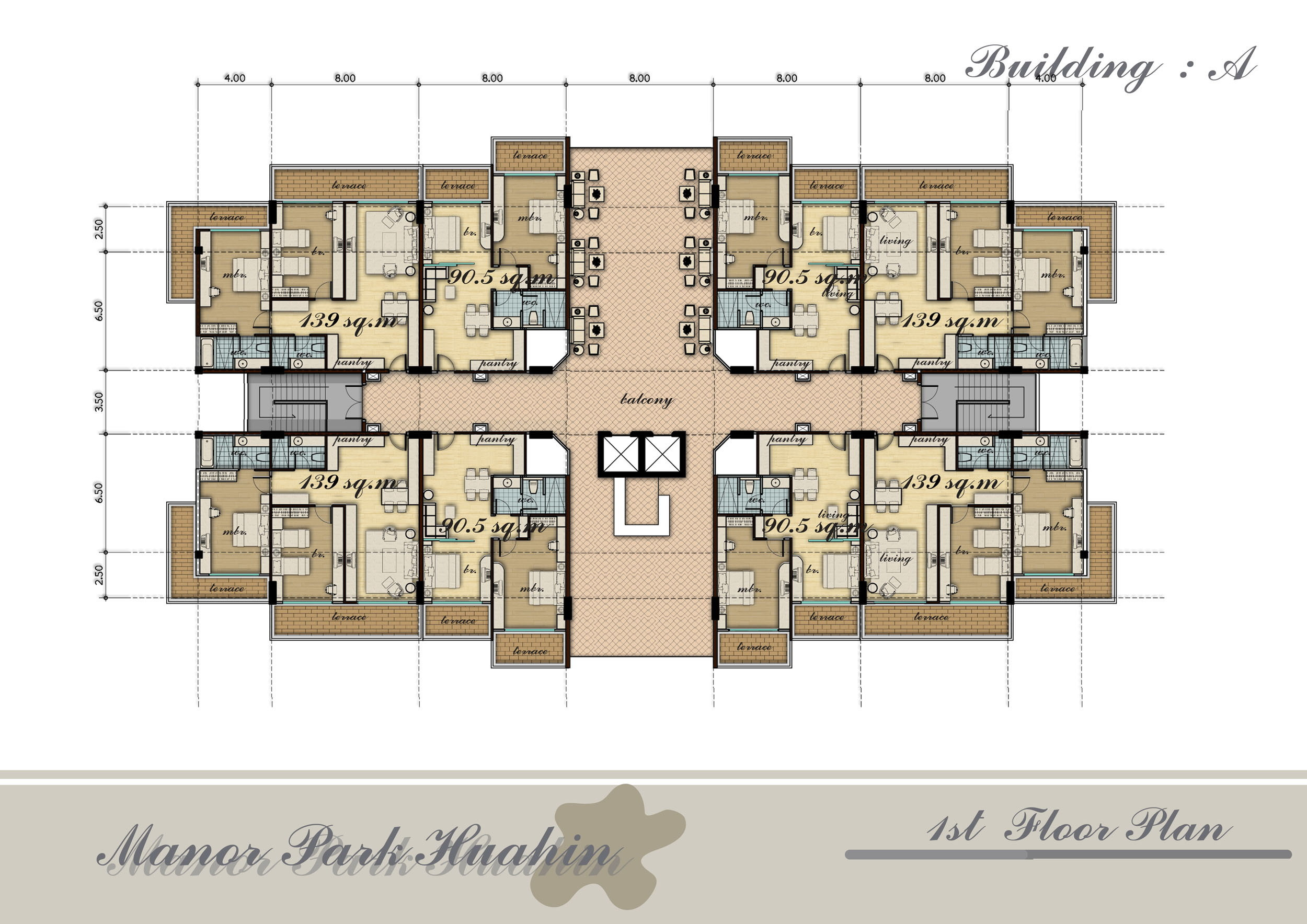 Apartment Building Floor Plans Mapo House Cafeteria