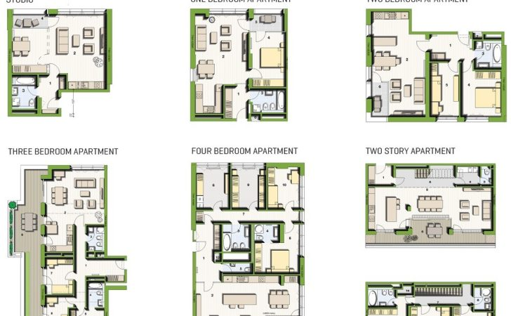 Apartment Building Plans Home Design