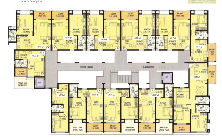 Apartment Floor Plans Snyder Village Lincoln Cottage