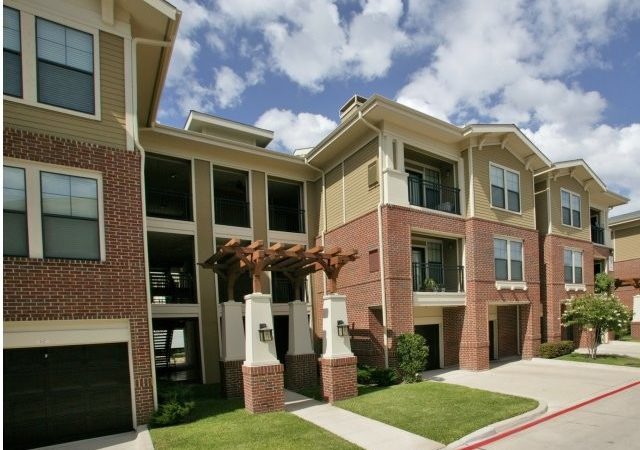 Apartments Attached Garages North Dallas Ppi Blog