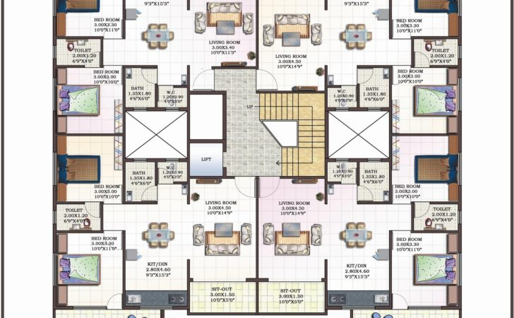 Apartments Basement Apartment Floor Plan Ideas