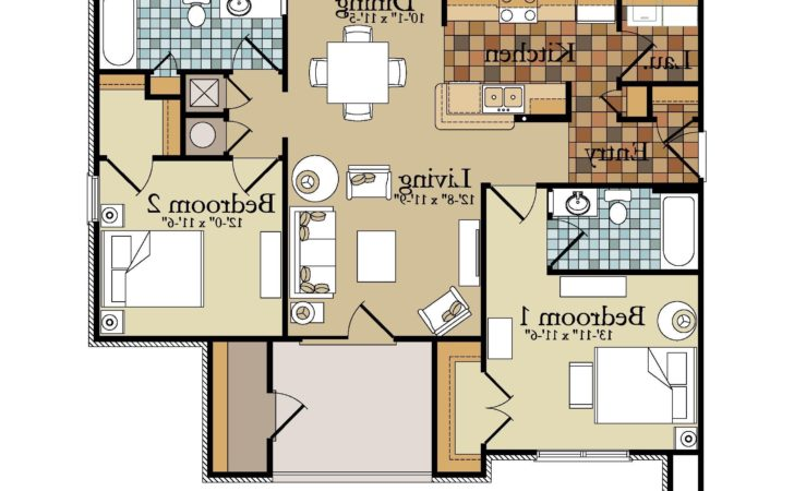 18 Cool 2 Bedroom Garage Apartment - Homes Plans