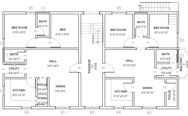 Architect Designed House Plans Homes Floor