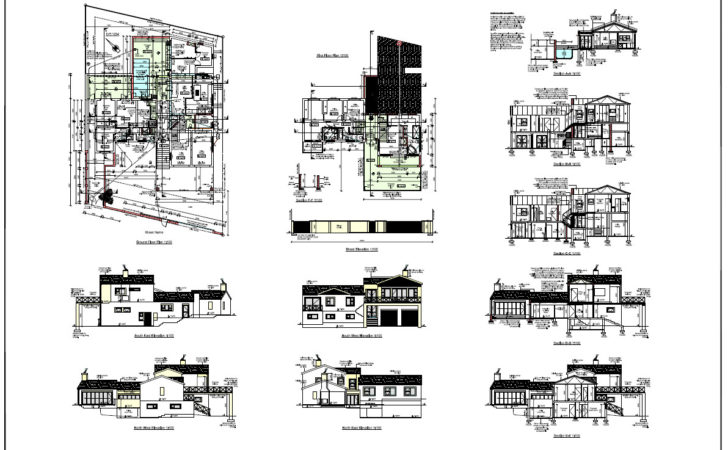 Architectural Designs Building Plans Draughtsman