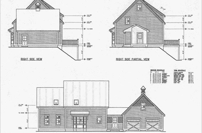 Architectural Drawings Ideas Premium
