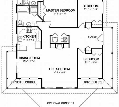 Architectural House Plans Unique