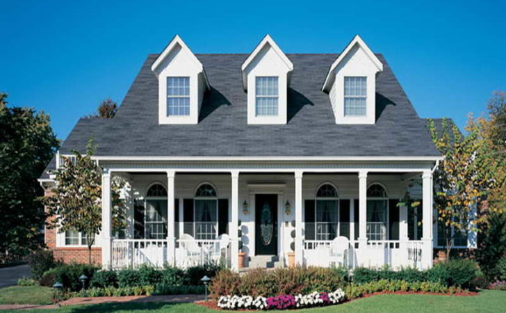 Architecture Colonial Style Home Plans Farm Homes