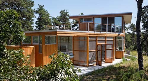 Architecture Home Design Small Vacation House
