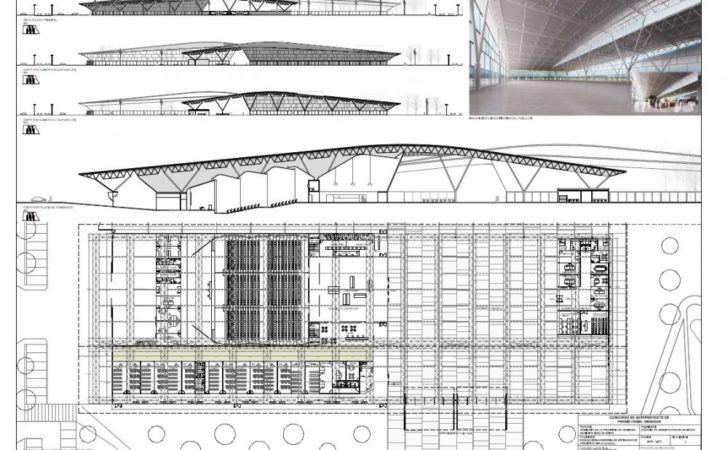 Architecture Photography New Trade Fair Building Winning