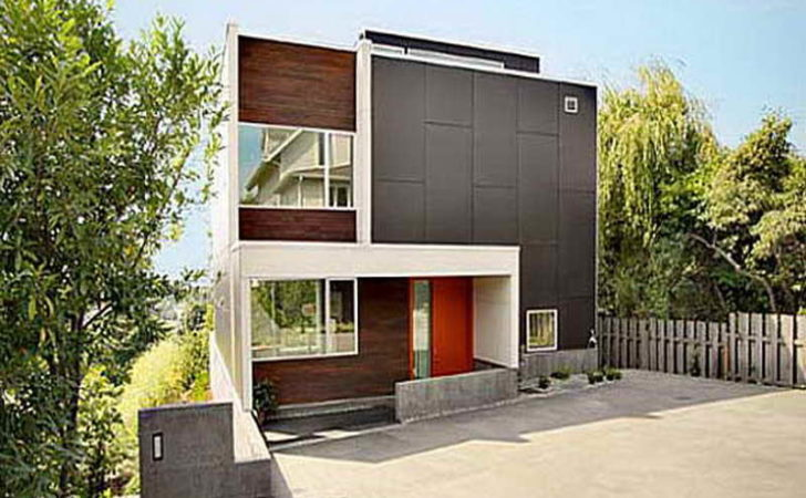 Architecture Plan Small Contemporary House Plans