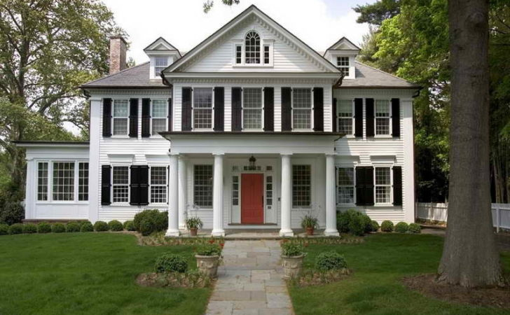 Architecture Unique New England Home Styles Harry