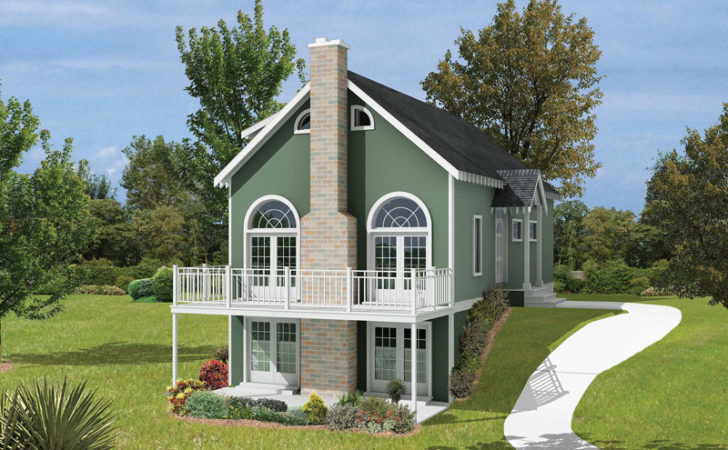 Ashcroft Waterfront Home Plan House Plans More