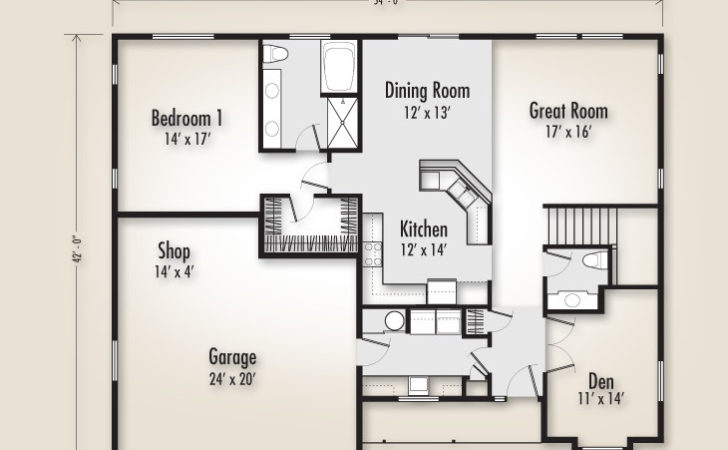 Ashland Home Plan Adair Homes