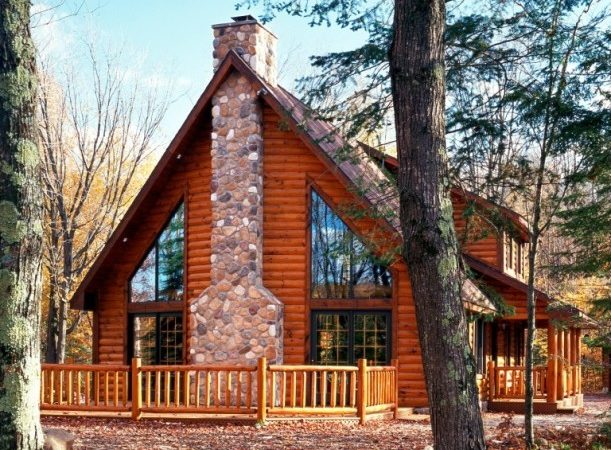 Aspen Log Homes Cabins Home Floor Plans