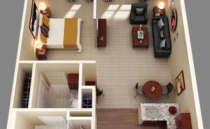 Assisted Living Memory Care Suite Floor Plans Chal