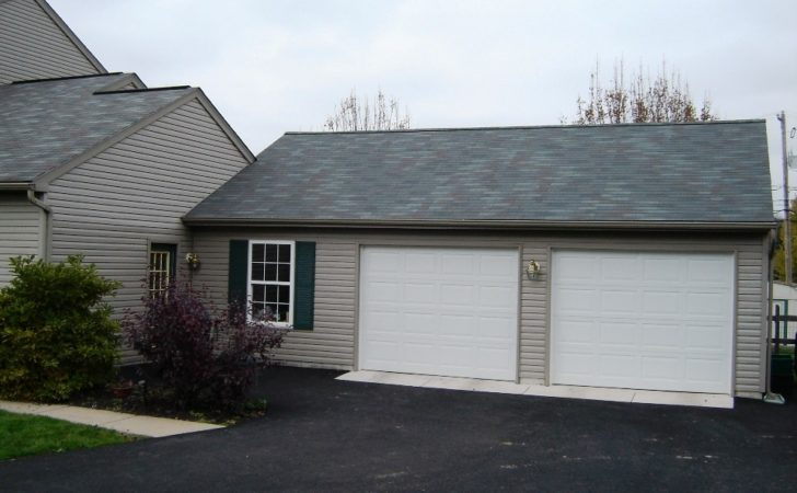 Attached Garages Opdyke