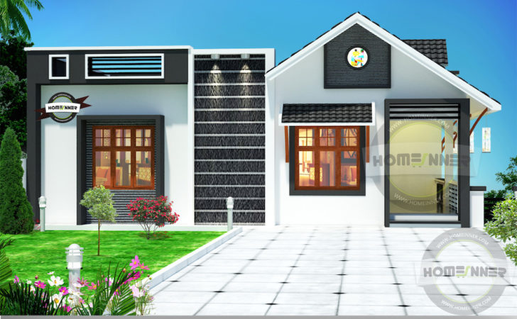 Attractive Kerala House Plans Designs