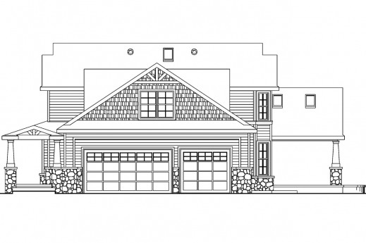 Awesome Craftsman House Plans Tillamook Associated