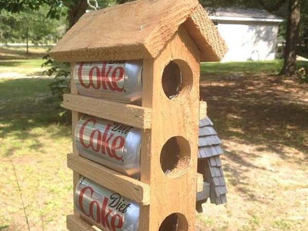 Awesome Diy Bird Houses Garden Amazing