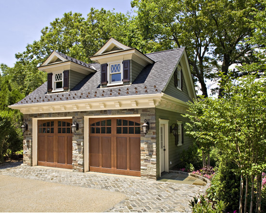 Awesome Garage Beautiful Homes Design